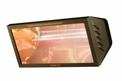 Halogeninis infraraudonųjų spindulių šildytuvas Varma WR2000